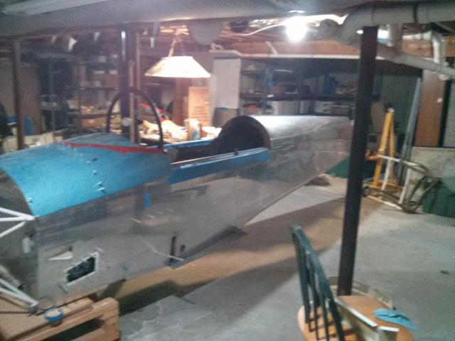 Unfinished Plane