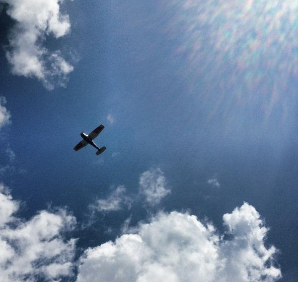 Rhode Island CAP Flyover